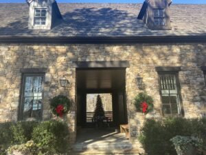 Christmas at Stone Cottage